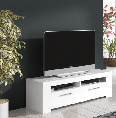 URBAN Mueble TV blanco Artik